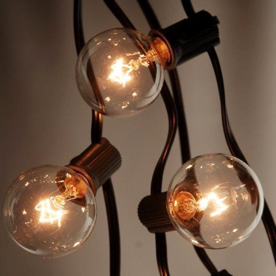 Indoor/Outdoor Patio Lights, 10 Count